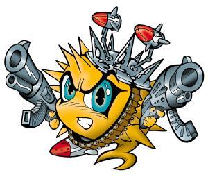 OpenBSD Manga Logo