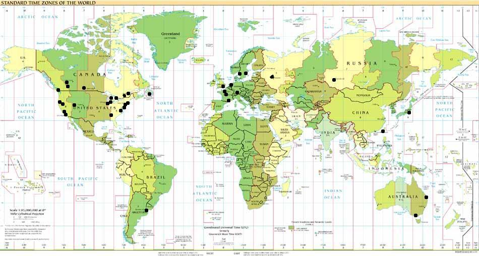 OpenBSD Project Goals – Map World Live