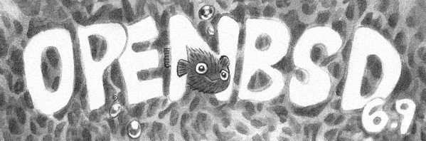 OpenBSD official banner